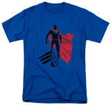 Man of Steel - The Watcher T-shirts