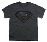Youth: Man of Steel - Zod Shield T-shirts