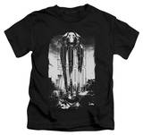 Youth: Man of Steel - Black Zero Shirts