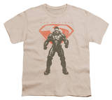 Youth: Man of Steel - Faded Zod Shirts