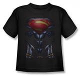 Youth: Man of Steel - MoS Costume T-Shirt