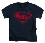 Youth: Man of Steel - Supes Shapes T-Shirt