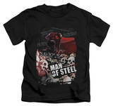 Youth: Man of Steel - Saviour Shirts