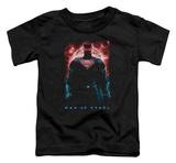 Toddler: Man of Steel - Red Son of Krpton Shirts