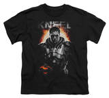 Youth: Man of Steel - Kneel T-shirts