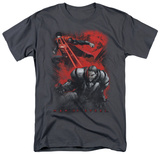 Man of Steel - Fire Fight T-shirts