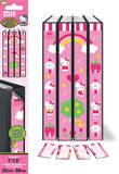 Hello Kitty Binder Labels Stickers