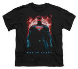 Youth: Man of Steel - Red Son of Krpton T-shirts