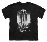 Youth: Man of Steel - Black Zero T-shirts