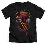 Youth: Man of Steel - Symbolic Superman T-shirts