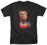 Man of Steel - Super Bust (slim fit) T-shirts