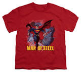 Youth: Man of Steel - Fly By T-Shirt