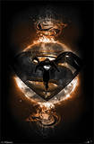 Man of Steel Superman - Logo Movie Poster Posters
