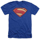 Man of Steel - New Solid Shield T-Shirt