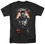 Man of Steel - Kneel T-Shirt