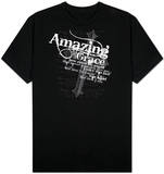 Amazing Grace Black T-shirts
