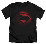 Youth: Man of Steel - Super Spray Shirts