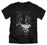 Youth: Man of Steel - Red Eyes T-shirts