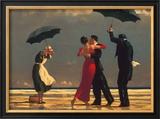 The Singing Butler Prints by Vettriano Jack