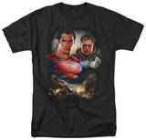 Man of Steel - Kal El And Zod T-shirts