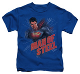 Youth: Man of Steel - Lightning Power T-shirts