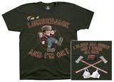 Monty Python - Lumber Jack T-shirts