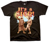 Monty Python - Shoe Is The Sign T-shirts
