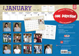 One Direction - 2014 Desk Pad Calendars