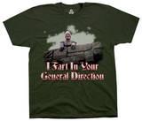 Monty Python - I Fart Camisetas