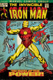 Iron Man (Birth Of Power) Prints