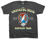 Grateful Dead - Summer Tour '87 Camisetas