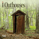 Outhouses - 2014 Mini Calendar Calendars