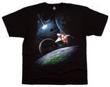 Milky Way T-skjorter