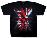 AC/DC - Stiff Upper Lip T-shirts