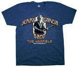 Jerry Garcia - JGB Warfield T-shirts