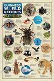 Guinness World Records (Creatures)  Kunstdrucke