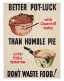Pot Luck Poster
