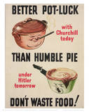 Pot Luck - Poster
