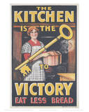 Kitchen Victory Posters