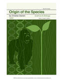 Origin of the Species Posters