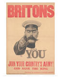 Join Your Country's Army Poster
