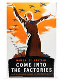 Come Into the Factories Prints