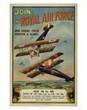 Royal Air Force - Reprodüksiyon