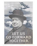 Go Forward Together Posters