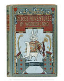 Alice's Adventures in Wonderland Giclee Print