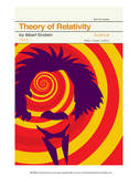 Theory Of Relativity Affiches