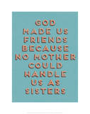 No Mother Giclee Print