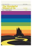 Oz Büyücüsü (Billur Köşk) (The Wonderful Wizard of Oz) - Giclee Baskı