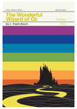 The Wonderful Wizard of Oz Art