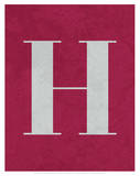 H Posters